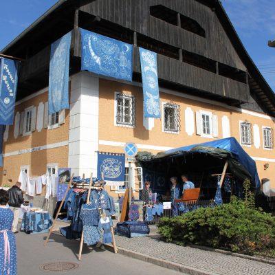 Färbermuseum Gutau - Bild: Alfred Attender