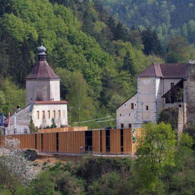 Burg Reichenstein - Bild:  lensflair.at Christoph Kempter